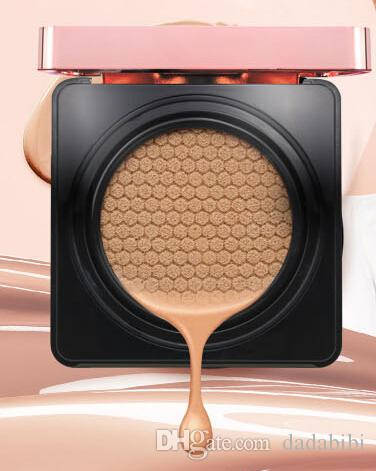 HOT NEW ARRIVAL AIR CUSHION BB CREAM Concealer Moisturized nature breathe sun screen freely free shipping
