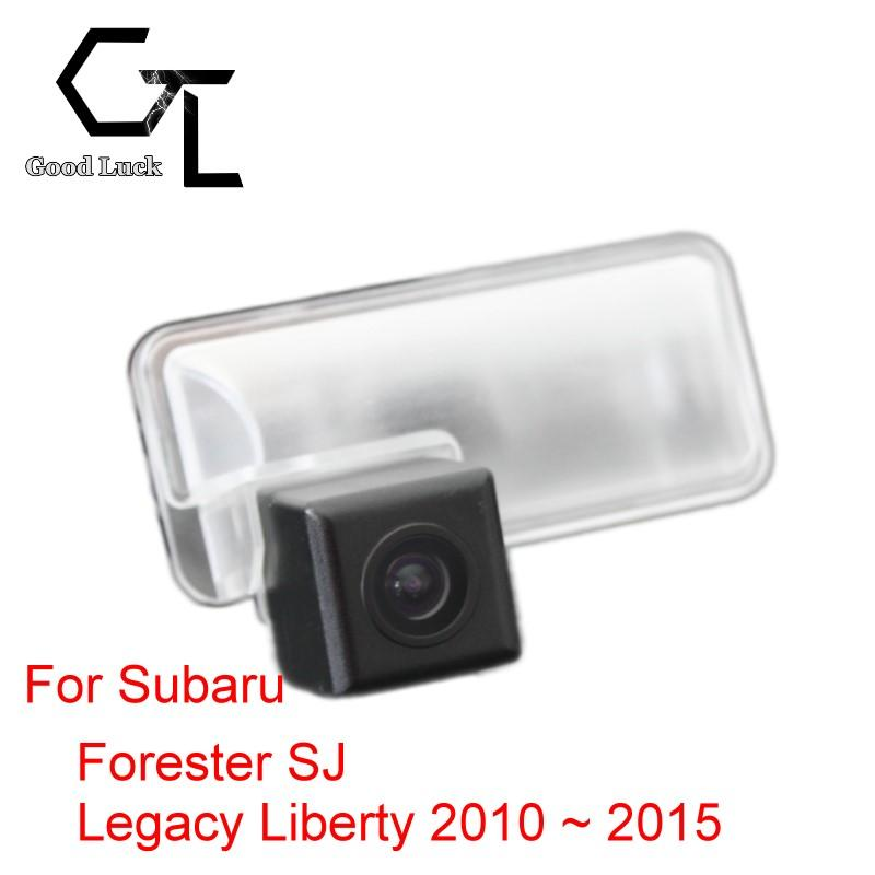 For Subaru Forester SJ Legacy Liberty 2010 ~ 2015 Wireless Car Auto Reverse Backup CCD HD Night Vision Rear View Camera