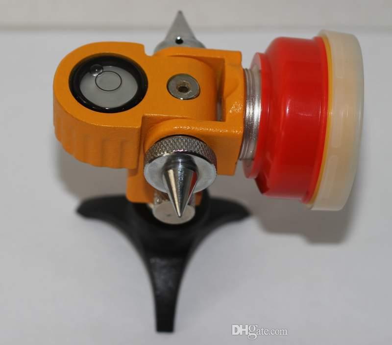 Varejo / atacado novo dia 38mm prisma com 3 pólos offset: 0mm para estação total frete grátis post