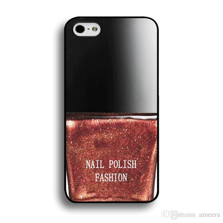 Special Pretty One Iphone Case Beautiful Fashion Nail Polish Cell ...