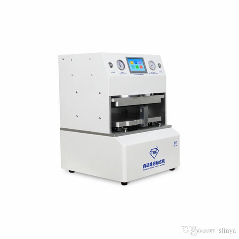 """12 """"الترقق مساحة كل واحدة 608 في TBK فقاعة التلقائي مزيل فراغ OCA آلة الترقق لشاشات الكريستال السائل شاشة تجديد"""