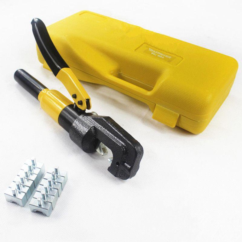 2020 Manual Hydraulic Crimping Tool Cable Terminal Crimper