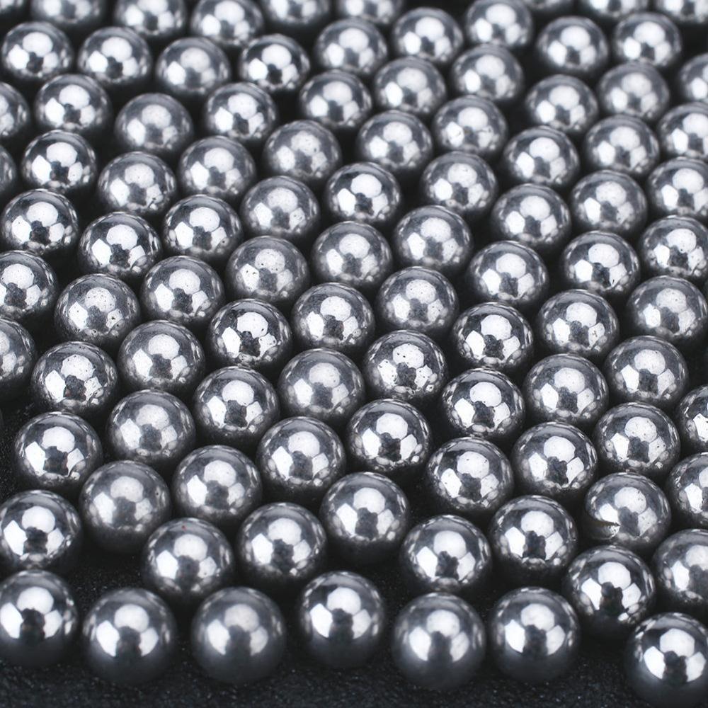 200 шт. Ammo Steel Ball для охоты 6 мм Диаметр Профессиональный рогатки подшипник лук слинг выстрел из нержавеющих аксессуаров открытый