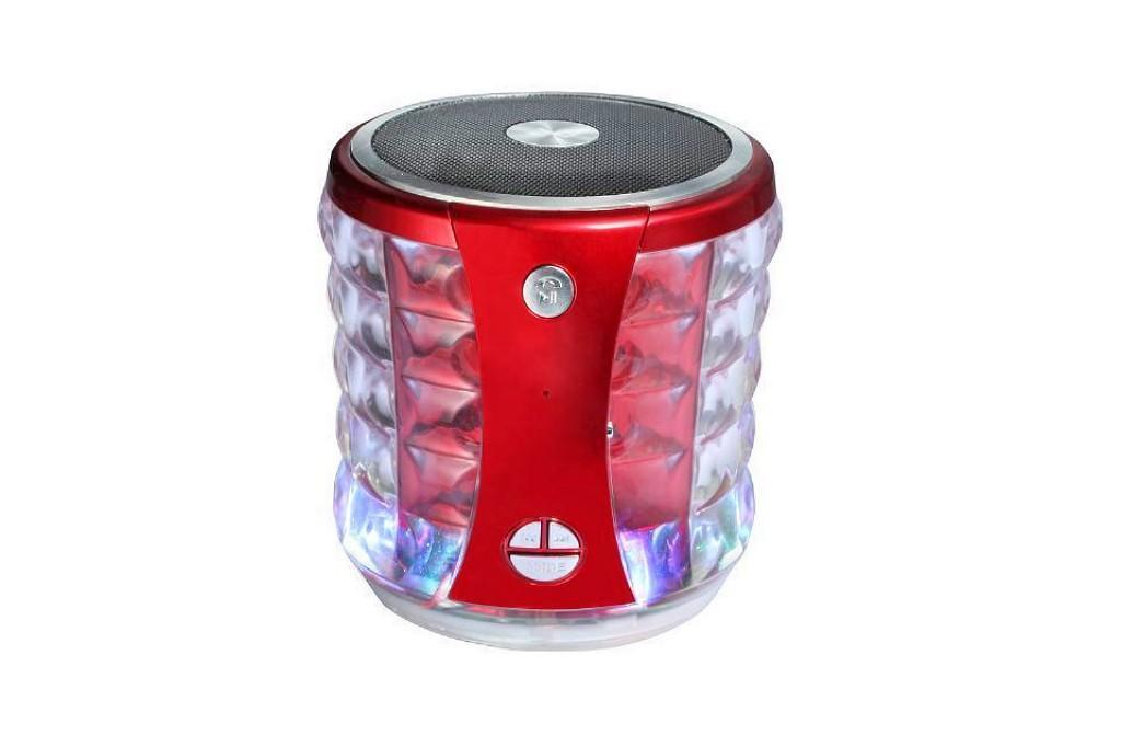 Wireless Bluetooth Speakers TF audio card LED T-2096A mini Bluetooth Handsfree Car Speaker MP3 Subwoofers free shipping wholesale