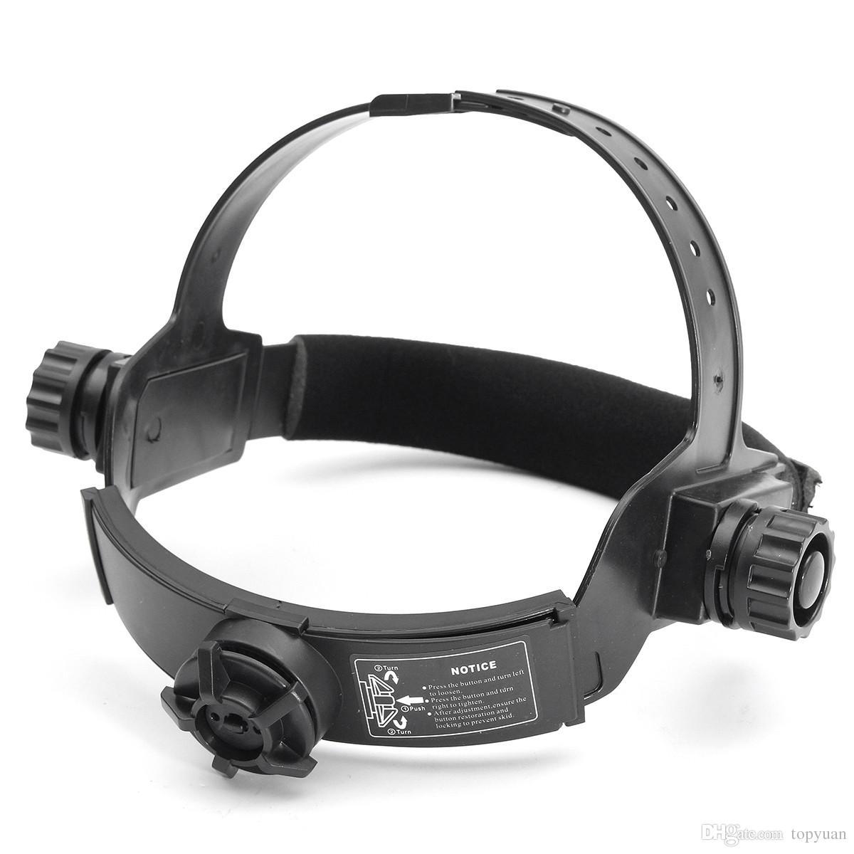 Image result for welding helmet headband