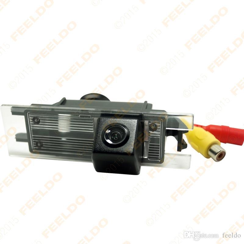 FEELDO de visión trasera cámara de estacionamiento para Buick Excelle GT / Regal Opel Vectra / Astra / Zafira / Insignia Chevrolet Malibu # 4597