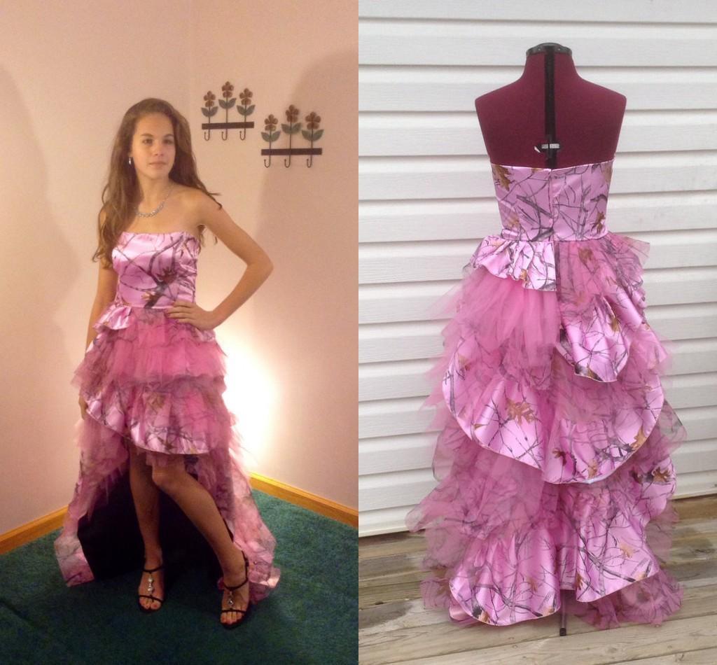 Excepcional Camoflage Vestidos De Fiesta Ideas Ornamento Elaboración ...