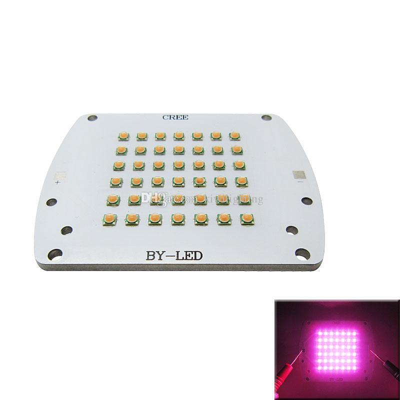 LG 200W / 300W Full Spectrum 380nm-840nm Pink Led Mdoule Chip Light 10pcs/lot