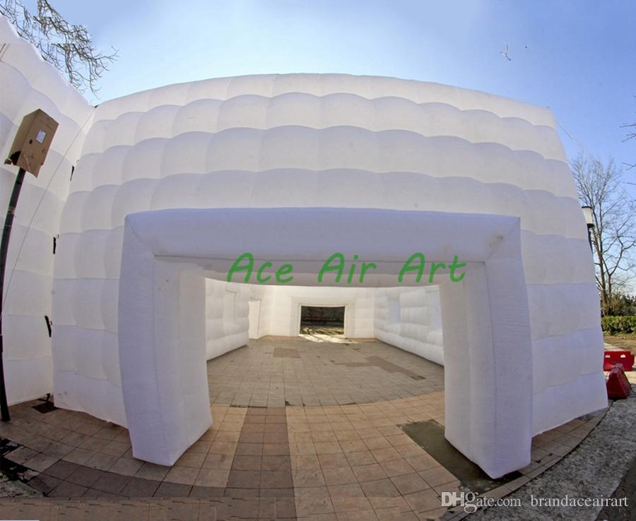 release date: ae79e bddf3 2019 Cheap Price Square Outdoor Inflatable Party Marquee Tent Large Cube  Tents For Events, Inflatable Cheap Wedding Tent 6x12 From Brandaceairart,  ...