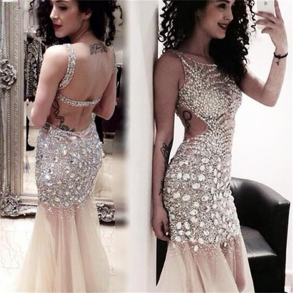 Sexy Sparkly Prom Dresses