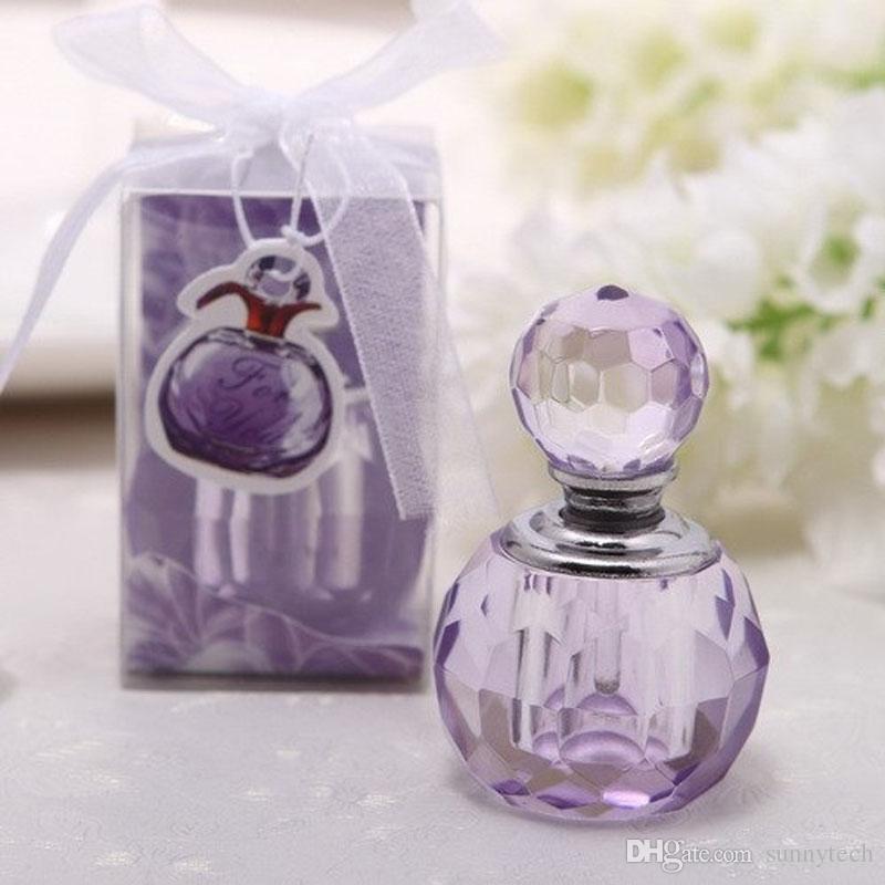 الأزياء البسيطة 3 ملليلتر كريستال زجاجة عطر فارغة الزيوت الأساسية حالة لسيدة استحمام الطفل تفضل الزفاف والهدايا ZA1359