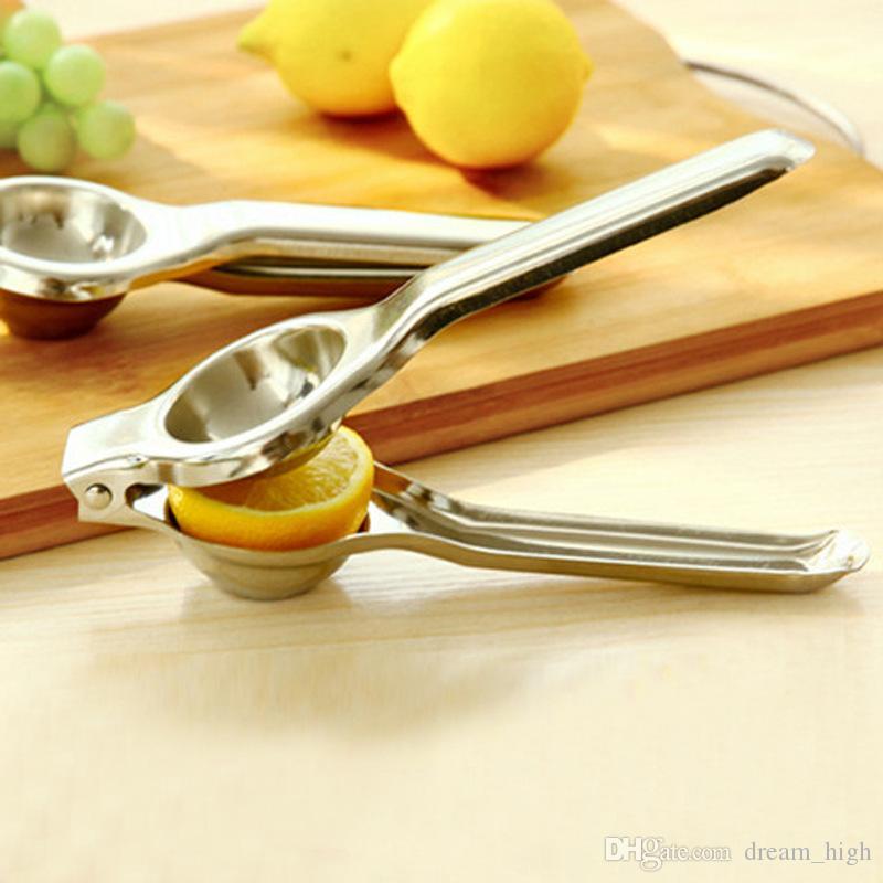 Aço Inoxidável Manual Limão Juicer Espremedor De Suco Laranja Juicer Extrator De Frutas 2016 Nova Chegada acessórios de cozinha