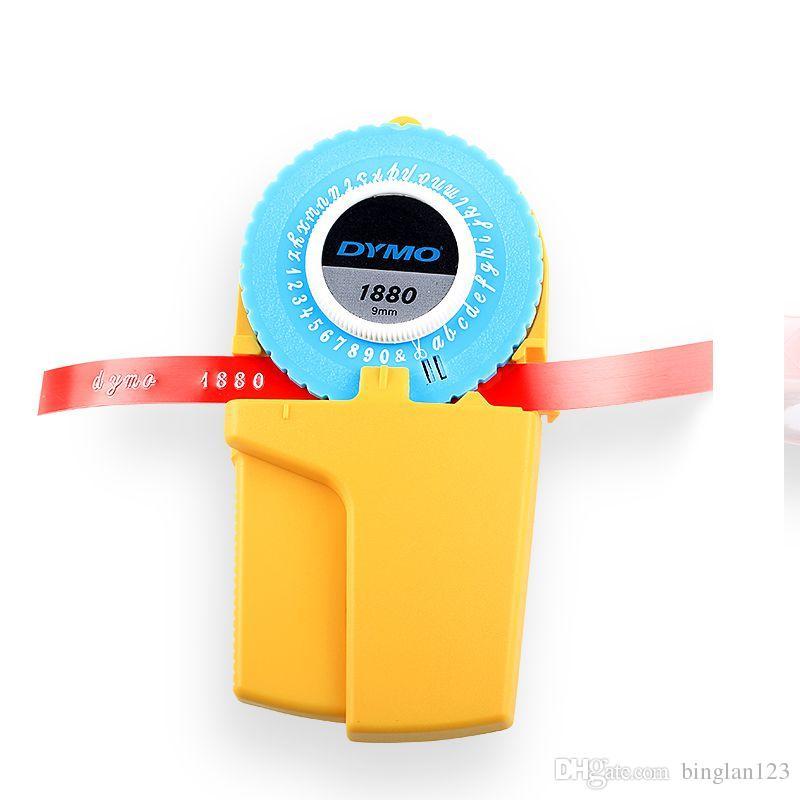 Ручная пишущая машинка DIY резки плоттер принтер цена тега машина дома мини-меток машина