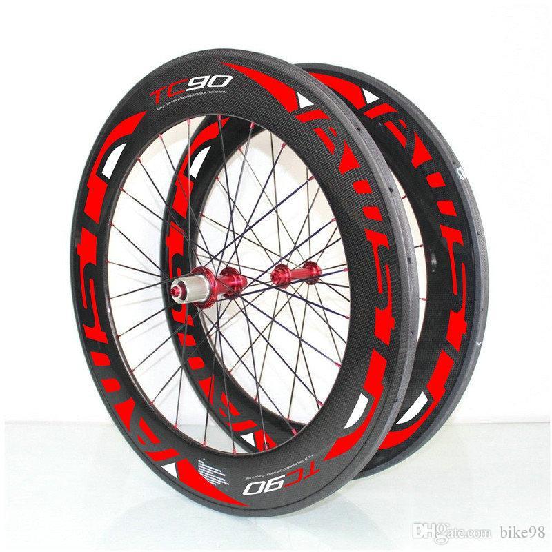 More porpular AWST 88mm carbon wheelset with basalt braking surface chinese carbon wheels 23/25mm width warrenty 1 years