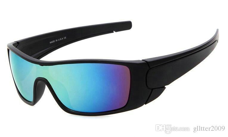 1pcs prezzo basso Moda Uomo Sport all'aria aperta occhiali da sole antivento Blinkers Occhiali da sole Progettisti di marca Eyewear fuel cell spedizione gratuita