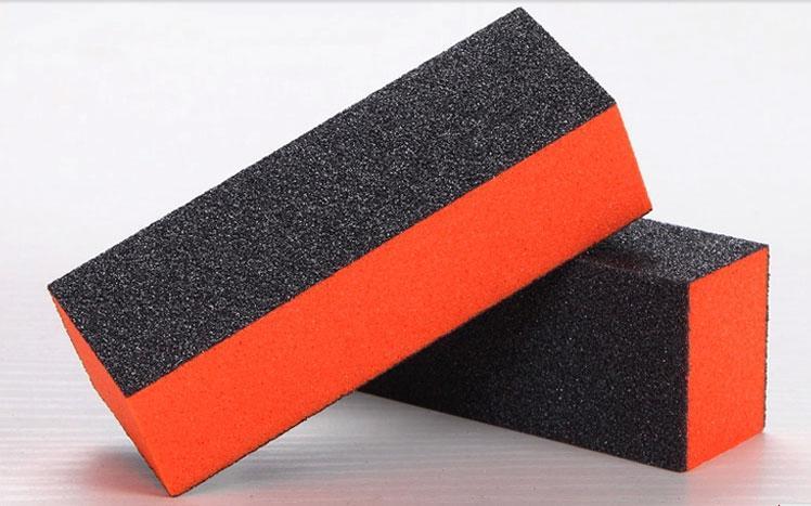 nail buffer block 80 100 180 lime per unghie 50PCS / LOT file levigatura emery board per manicure Nail care SPEDIZIONE GRATUITA # PK36314