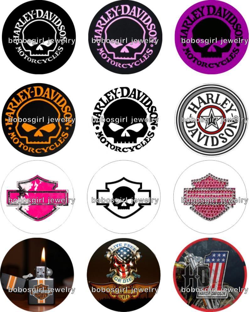 Ücretsiz kargo kafatası punk Snap düğmesi Takı Charm Popper Yapış Takı için iyi kalite 12 adet / grup Gl226 takı yapımı
