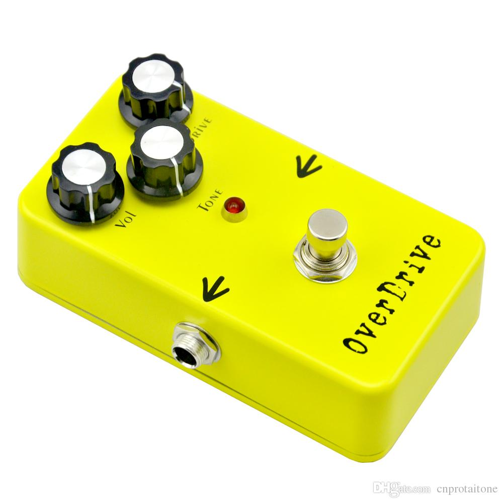 TTONE Overdrive Guitar Effect Pedal True Bypass Electric guitar stompbox pedals