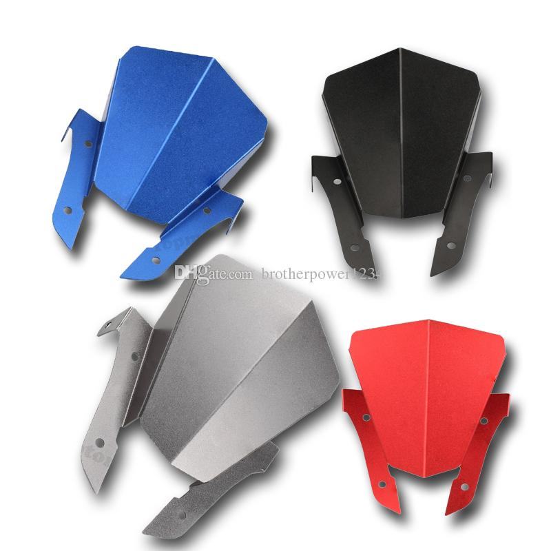 4 Color Upper Headlight Top Cover Panel Fairing for Yamaha MT-07 MT07 14-16
