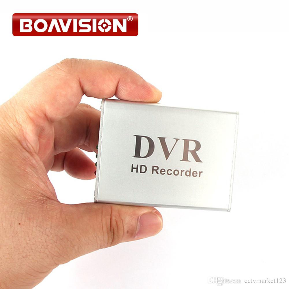 XBOX HD 1-канальный Super-Smart Mini DVR Board Модная форма Цвет Белый