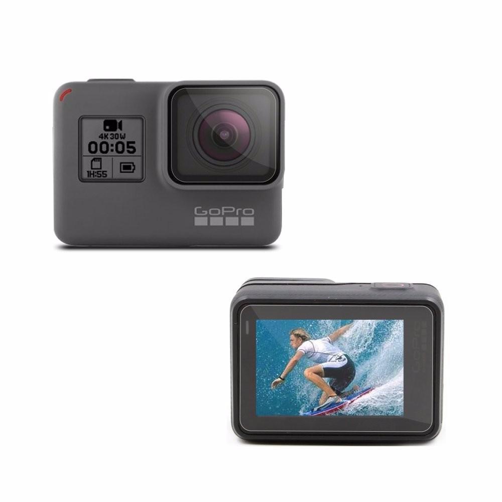Lens Screen Protector Film For Gopro Hero 5 Camera Drone Com Hero5 Free Acc Shorty Short Description