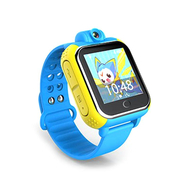 Q10 GPS Tracker Watch 3G For Kids SOS Emergency WCDMA Camera GPS LBS WIFI Location Smart Wristwatch Q730 touch screen 1.54'