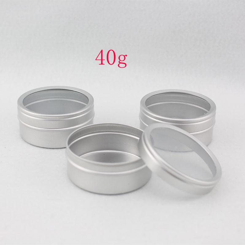 40g window lid aluminum container (2)