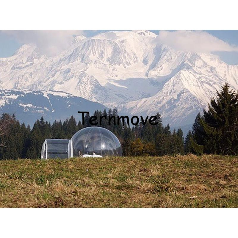 inflatable lawn bubble tent1