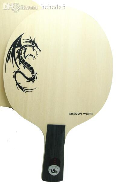 Wholesale-NEW ARRIVAL XVT DRAGON WOOD ALL+ Table Tennis Blade / Table Tennis Racket/ table tennis bat Free Shipping