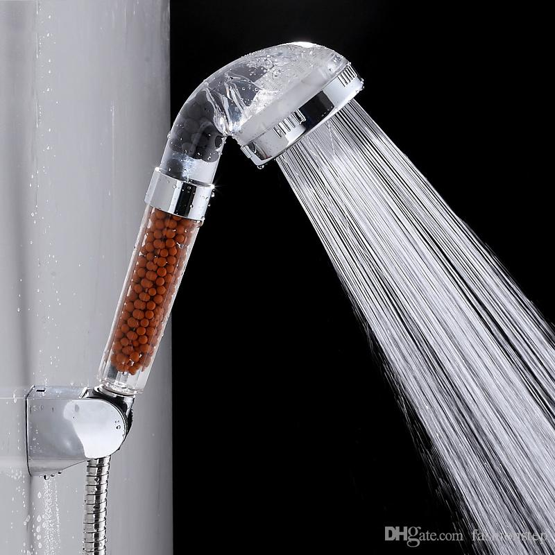 Handheld Water-saving Bath Shower Nozzle Sprinkler Sprayer Filter ...