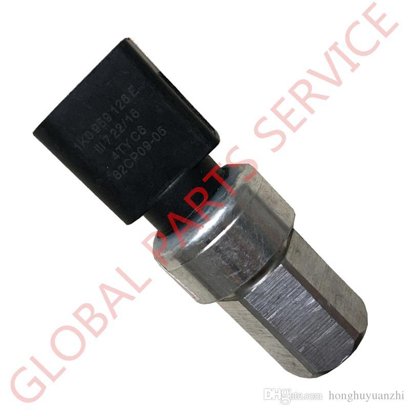 Interruttore con sensore di pressione per aria condizionata 1K0959126E
