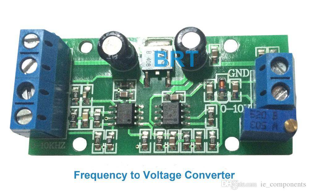 Frequency to Voltage// Voltage to Frequency //Voltage To PWM Converter Module