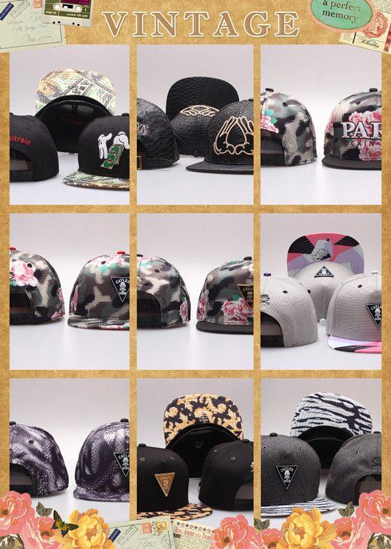 Sombreros de pelota CAYLER SON Nuevas gorras de snapback Hombres Snapback Cap Barato Cayler and Sons snapbacks Sports Hat CS Moda Snapbacks Hip Hop Snapback