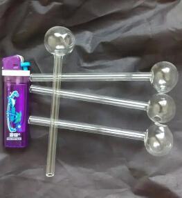 Accessoires de narguilé en gros livraison gratuite - grande bulle allonger le pot de combustion droite, 15cm de long