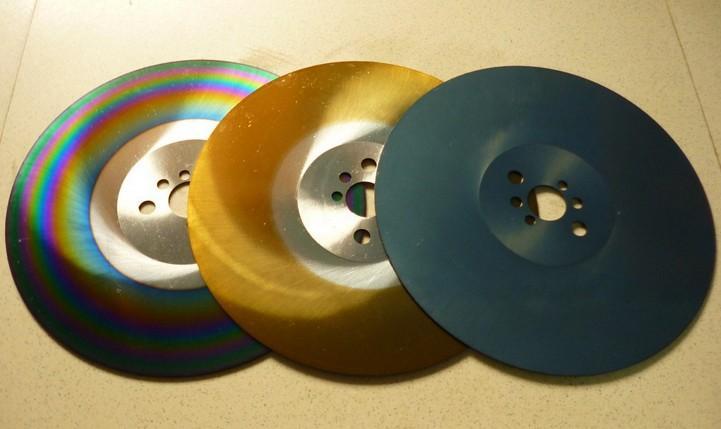 acciaio rapido lama circolare 12 pollici 315 * 2.5 * 32 millimetri HSS-M42 taglio di acciaio inossidabile sega taglierina cinese fornitori all'ingrosso arcobaleno