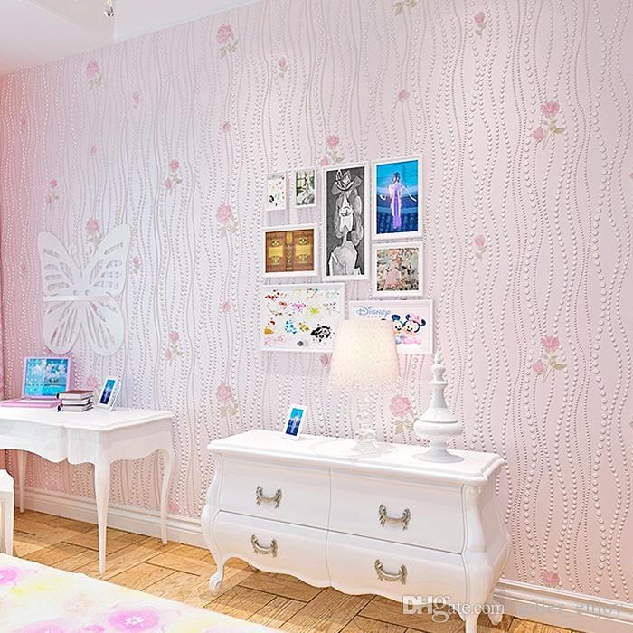 2015 Новый Ambilight Европа дамасской обои рулоны полосатые обои для спальни роскошные полосы блеск обои для стен