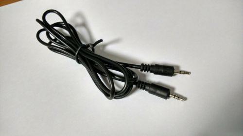 50pcs 2.5mm Mâle à 2.5mm Mâle Câble Audio Stéréo 1.5M