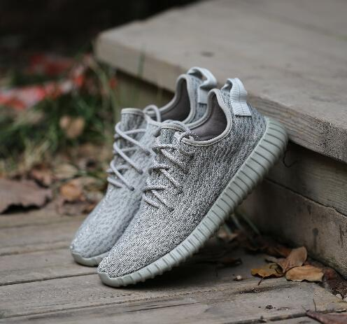 a8ff1ac85eb04 2017 with Hat+Socks+Keychain+Box Kanye Milan 350 Boost Oxford Tans Moonrock Pirate  Black Boots Low Cut Turtle Dove Sneakers Athletic Men Women From ...