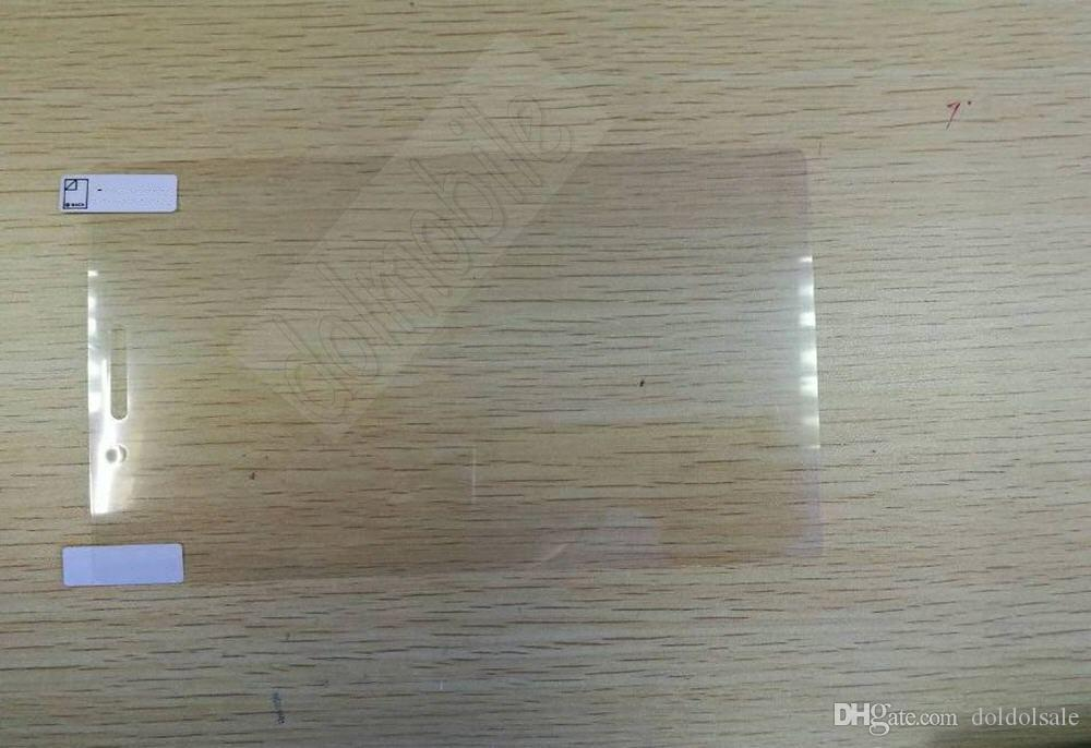 200 unids Protector de pantalla ultra transparente para Lenovo Tab3 7 Essential 710F 710I Tab 3-710F Tab 3 7.0 TAB 2 X30F A10-30 película protectora