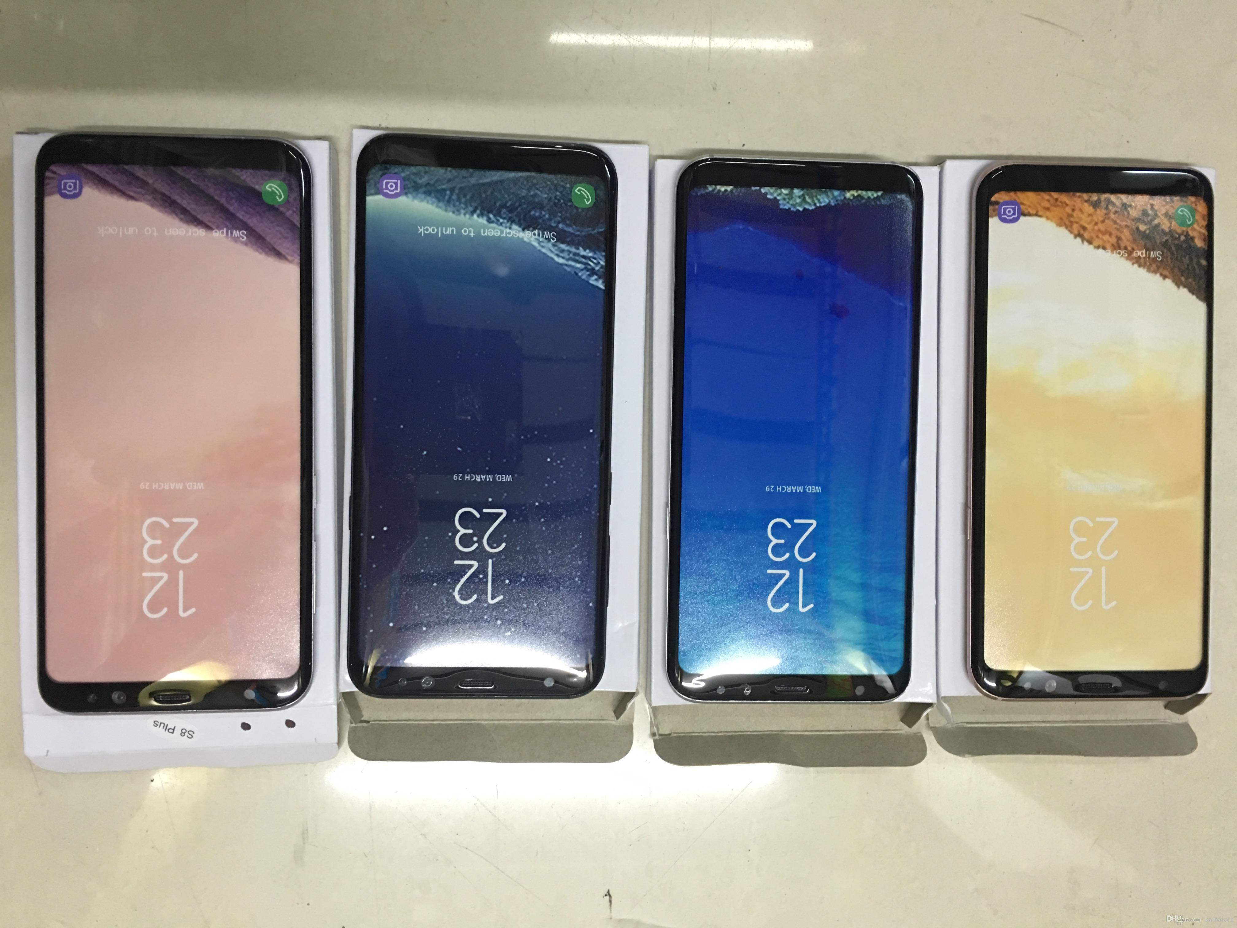 KAIBAICEN Fake Dummy Mould for Samsung S8/ S8 plus Dummy Mobile phone Mold Only for Display Non-Working Dummy model