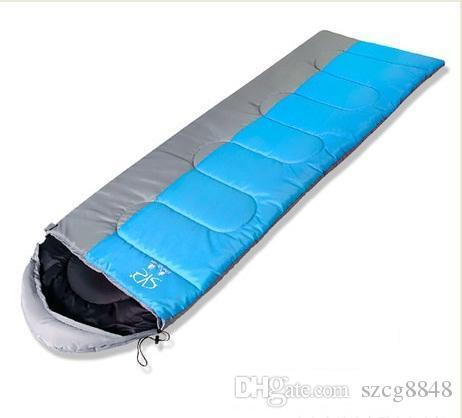 1,3 кг осенне-зимний спальный мешок