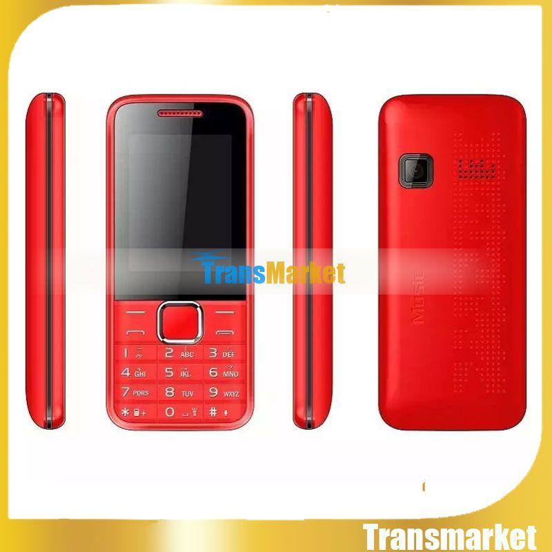 """Desbloqueado GSM Telefone barato original chenovo BD101 único núcleo 2.4 """"TFT Dual SIM Russo Espanhol Português Telefone Móvel Básico Barato Livre DHL"""