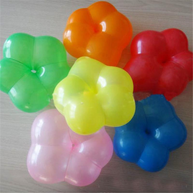 Lattice Balloon Balloon Plum Palloncini Plum Flower Flower Shaped Latex Balloons Custom Matrimonio Della Stanza Scena Layout Palloncini da sposa Palloncini da festa Forniture per feste