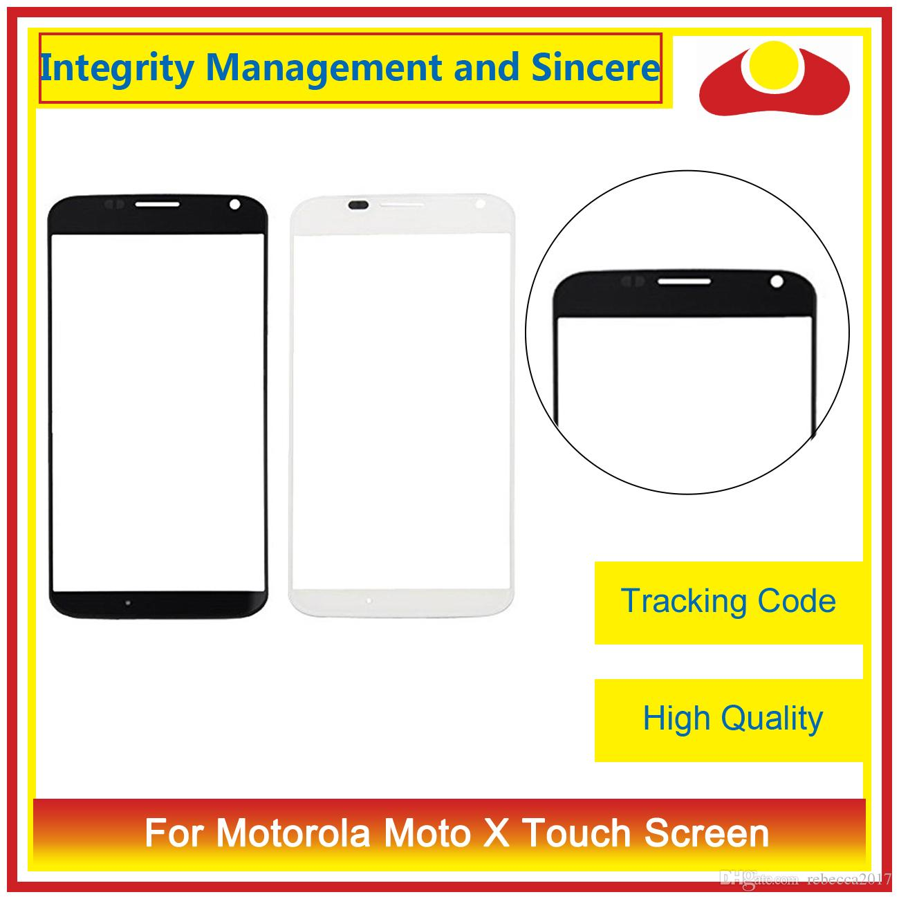 2019 For Motorola Moto X XT1055 X+1 X2 XT1097 X Play X3 XT1561 X Style X3  Front Outer Glass Lens Touch Screen Panel Digitizer From Rebecca2017, $1 02