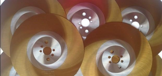 apo 12 pollici 325 * 2.0 * 32 millimetri HSS-DM05 sega circolare lama per utensili da taglio in acciaio inossidabile ad alta velocità lame in acciaio taglierina sega oro