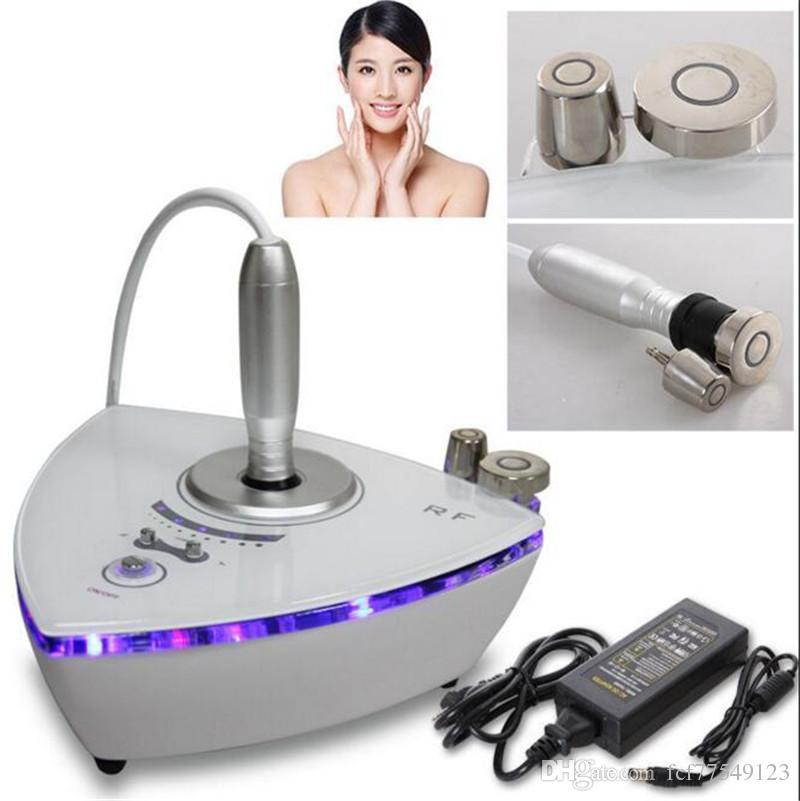 RF001 MOQ1 2016 rf تجديد الجلد آلة الجمال صالون جهاز المنزل استخدام لإزالة التجاعيد تردد الراديو الوجه الجمال ل مكافحة الشيخوخة