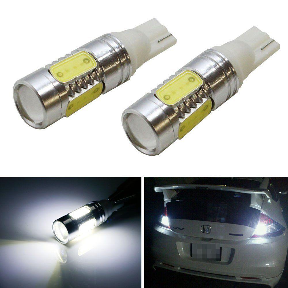 T10 T15 194 ba9s 7.5W led Lens cob High Power Car Signal Tail Turn LED Wedge Light