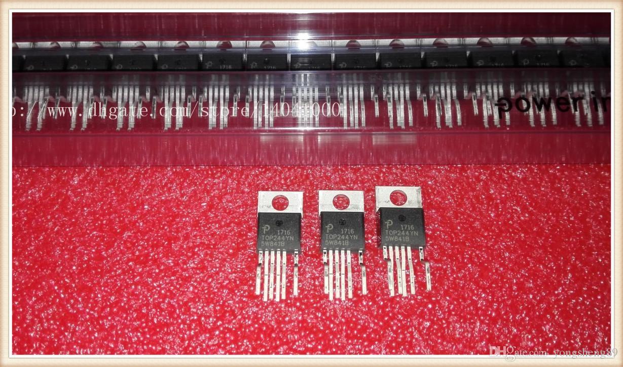 lot de 3 TOP244YN TO-220-6 Power Integrations