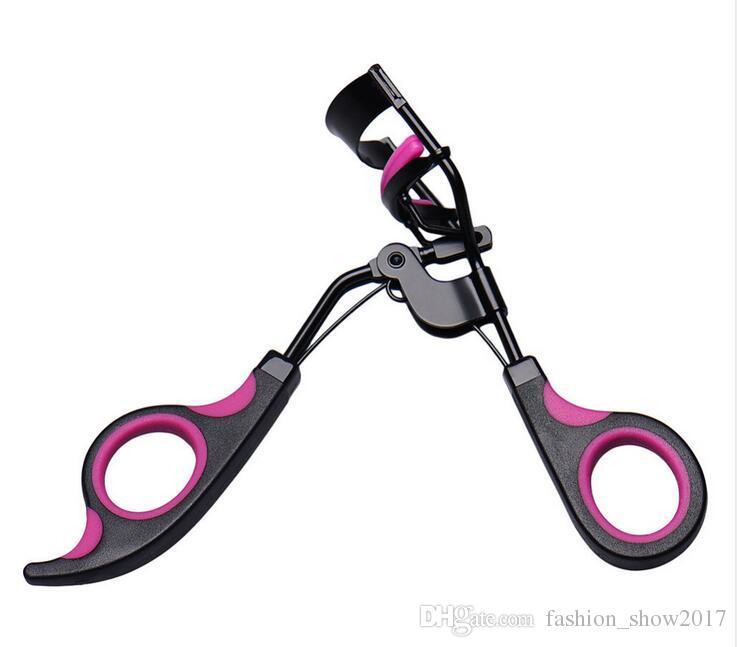 Uroda Narzędzia 3D Szeroki Curling Rzęs Delikatna dama Kobiety Lash Curler Natura Curl Styl Cute Eyelash Curlers