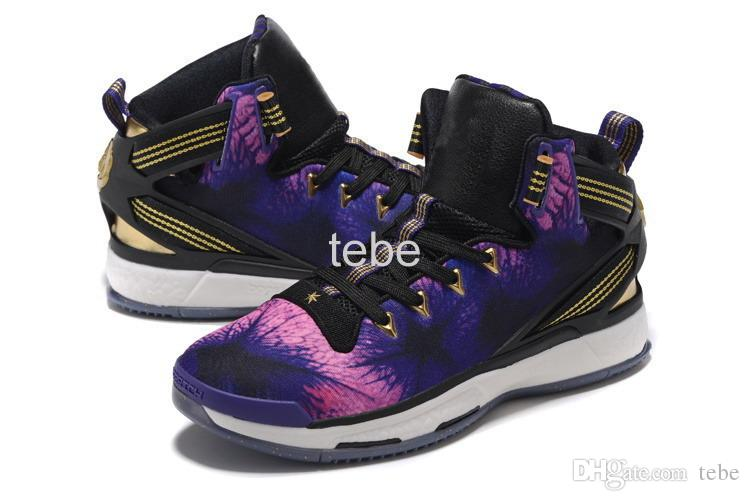 09a97ffedefe New D Rose 6 Boost Basketball Shoes Men Boosts Hot Sale Derrick Rose Shoes 6  VI ...